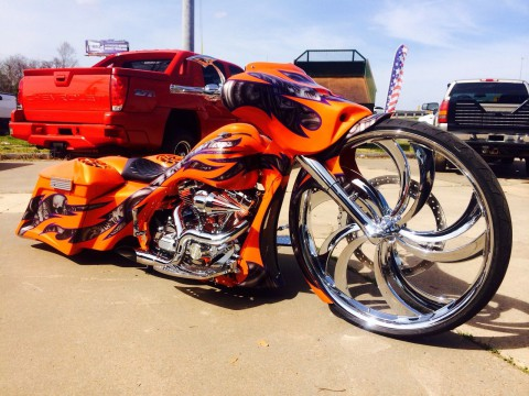 2010 Harley-Davidson Touring Streetglide Custom for sale