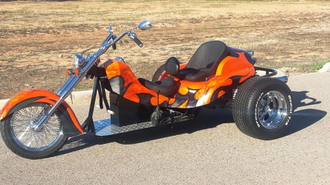 2015 California Custom Trike for sale