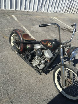 1951 Harley-davidson Pan Head for sale