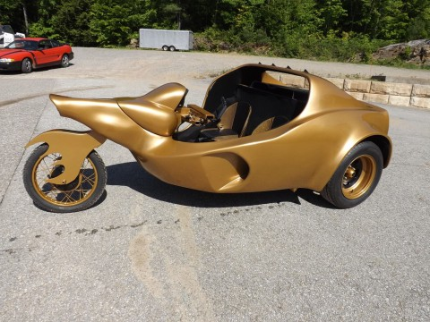 1968 Custom Built hybrid corvette trike for sale