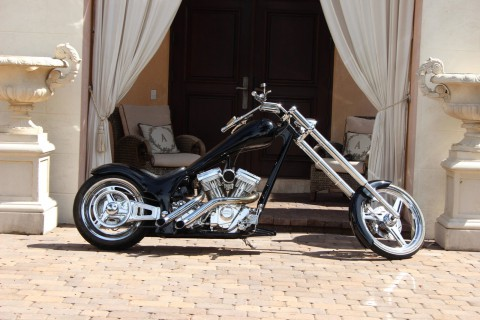 2003 Custom Built Motorcycles Thunder Zinger for sale