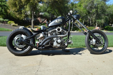 2004 American Ironhorse Custom for sale