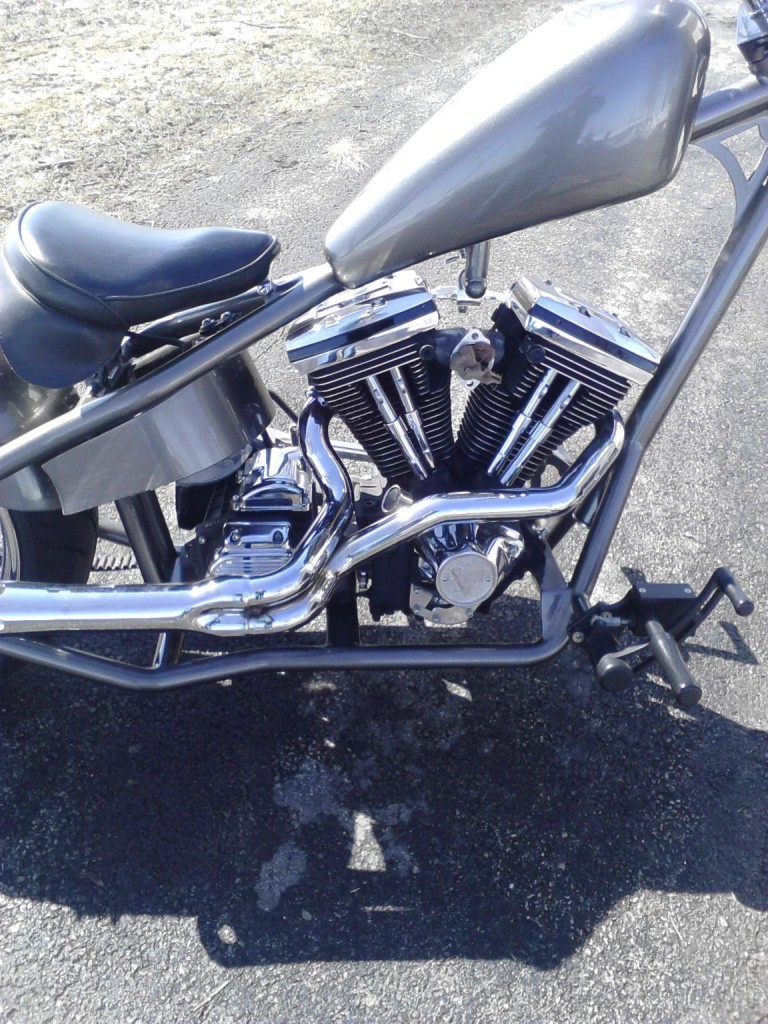 95 Harley Evo Wiring Free Diagram For You Evolution Engine 2015 Custom Built Motorcycles Chopper Project Sale With Springer