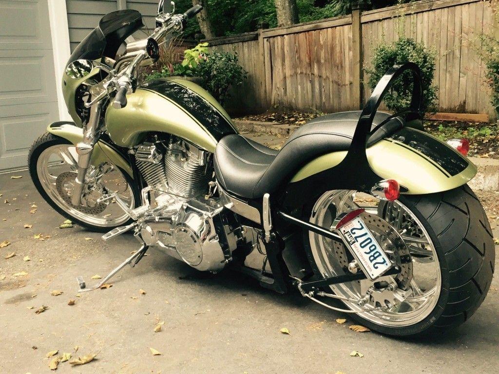 Custom Built Motorcycles Chopper for Sale