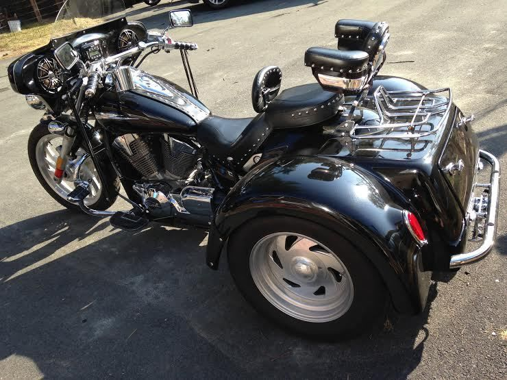 1995 Corvette For Sale >> 2006 Honda 1300 VTX with Motor Trike Kit for sale