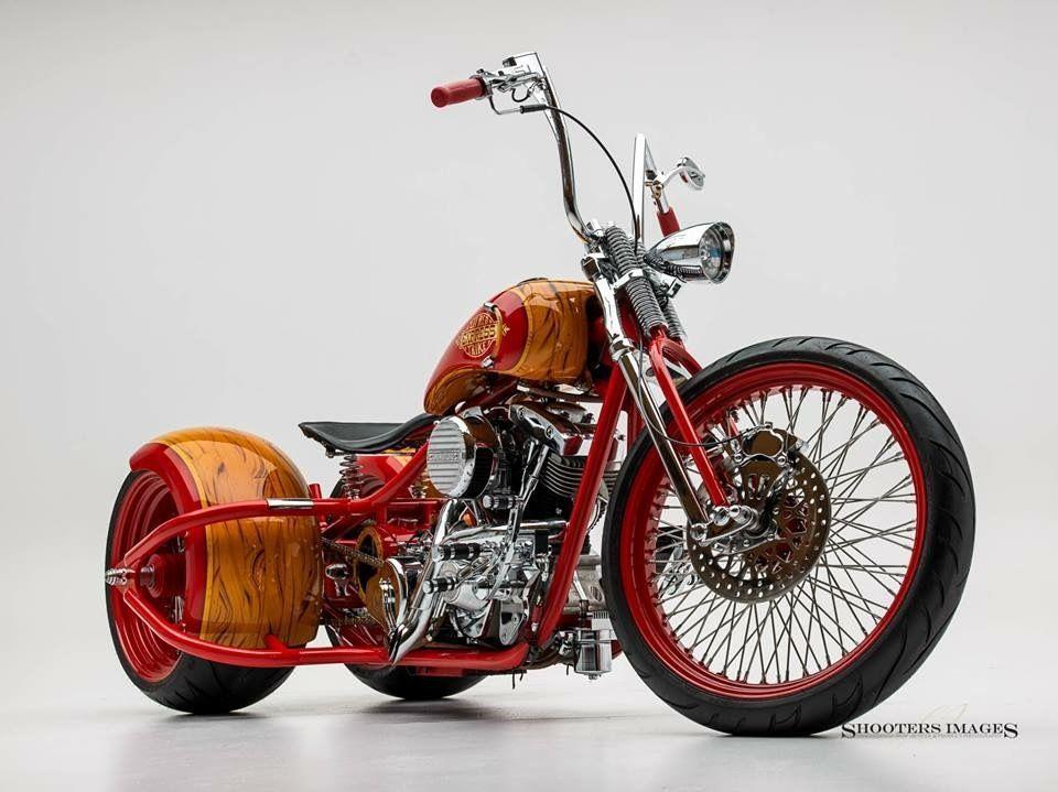 2014 Custom Built Motorcycles Bobber for sale