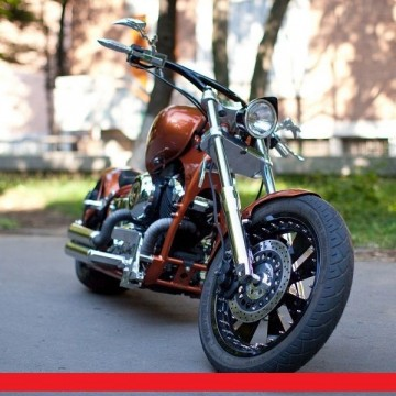1997 Yamaha Custom made chopper for sale