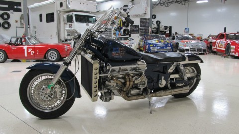1997 Custom Built V8 Motorcycle Customer built for sale
