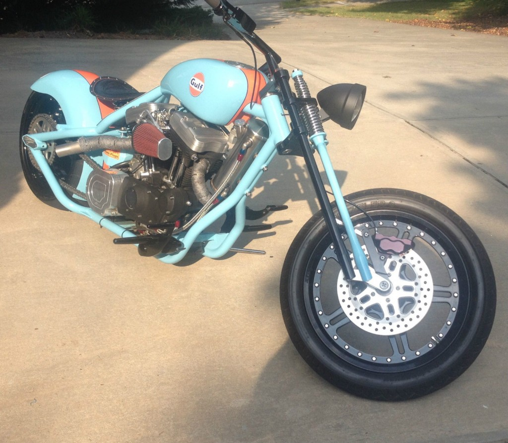 1999 Custom Built Motorcycle Chopper