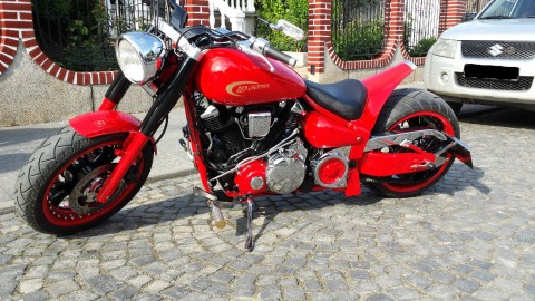 2000 Custom Built Motorcycles Chopper for sale