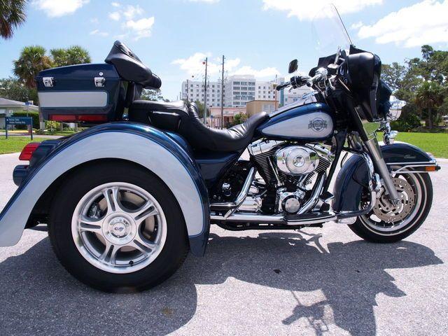 Harley Davidson Trikes For Sale In Dallas Texas