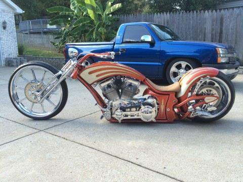 2010 Custom Built Pro Street Harley Davidson for sale