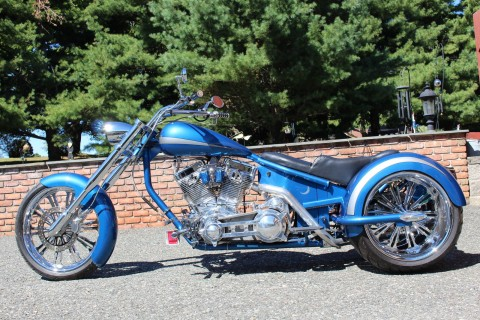 2012 CUSTOM SHOW TRIKE ULTIMA 113 DRIVE LINE RIGHT SIDE DRIVE HARLEY DAVIDSON for sale