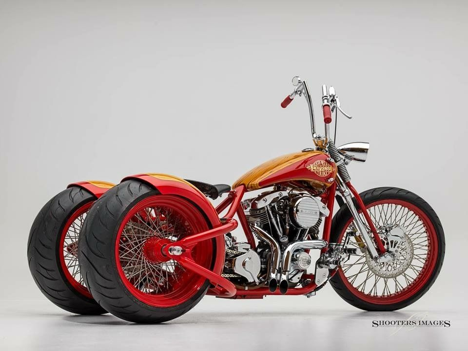 how to build a bobber bike