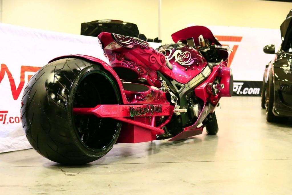 Suzuki Fafront Tire