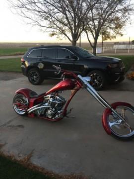 2005 Custom Built Chopper for sale