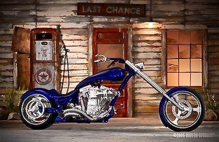 2005 Custom Built PRO Street CHOPPER for sale