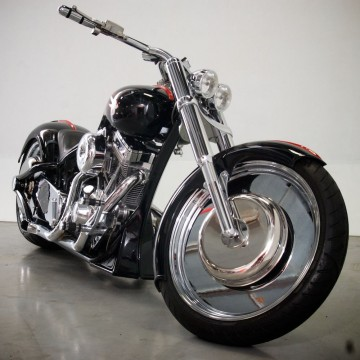 2005 Darth Vader Special Construction Chopper for sale