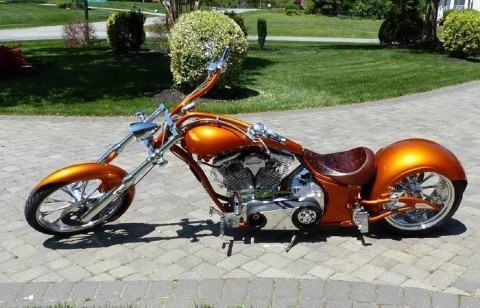 2007 Big Bear Sled Custom Chopper for sale