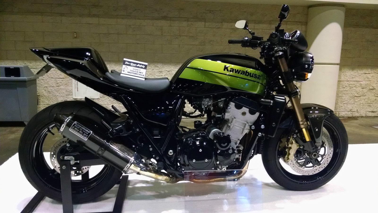 2007 Kawabusa II Kawasaki ZRX with Hayabusa Motor, Custom ...