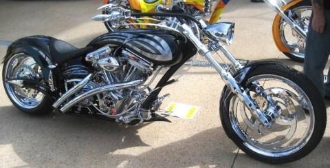 2011 Notorious Chopper Pro Street Softail Custom for sale
