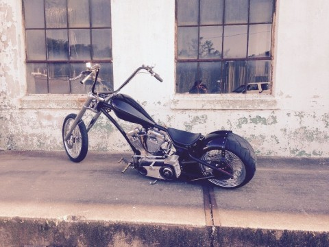2002 Dark Corner Customs Chopper for sale