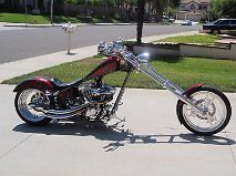 2005 Custom HELL Bound (wicked) CHOPPER for sale