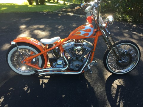 2007 Covington Bobber, One of a Kind for sale