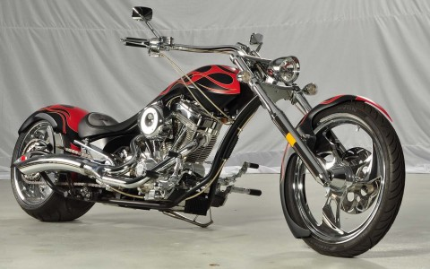 2009 BIG BEAR Chris Angel Tribute MOTORCYCLE for sale