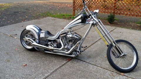 2009 Custom Ultima Chopper for sale