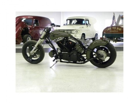 2013 Redneck Engineering Custom Bobber SHOW BIKE for sale