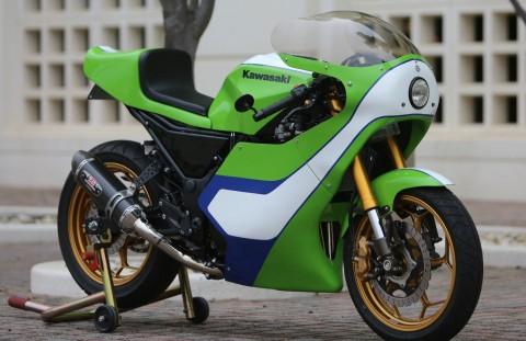 2014 Kawasaki Ninja Ex300 H2 Race Replica by Bexton Craft Motorcycles for sale