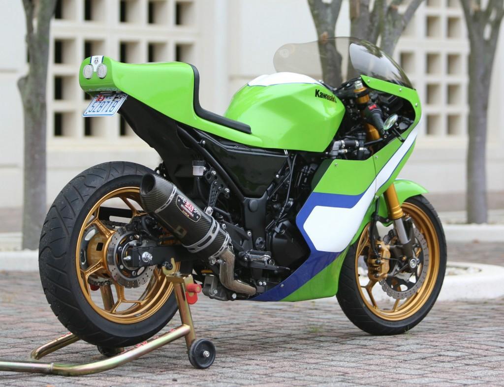 Kawasaki Ninja Race Suit