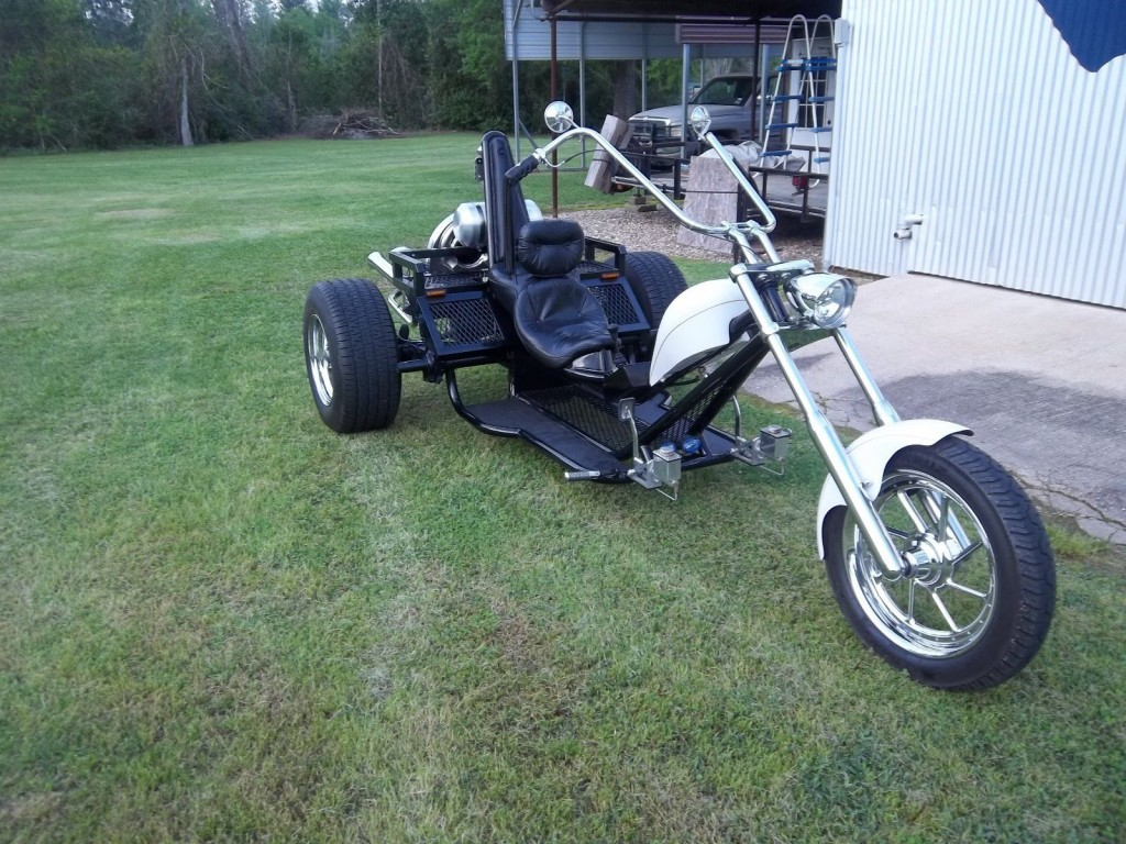 Vw Thing For Sale >> 1977 Custom Built VW Trike for sale