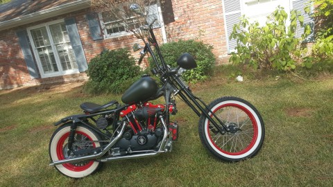1980 Harley Davidson Custom Bobber for sale