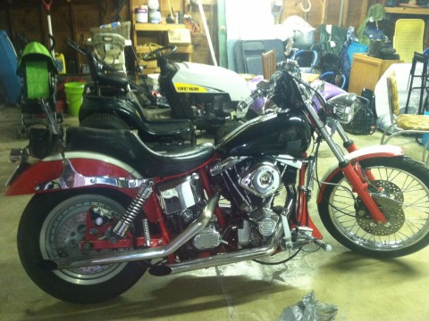 1983 Shovelhead fx for sale