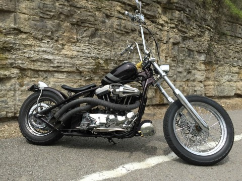 1996 Harley Davidson Custom Bobber for sale