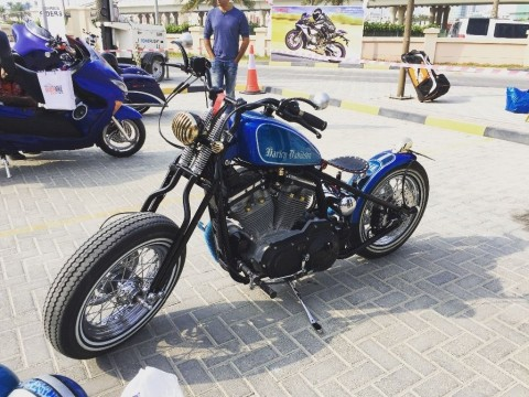2001 Harley Davidson Custom bobber for sale