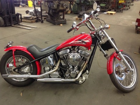 2001 Independence 180 Hardtail Custom Harley for sale