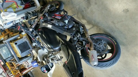 2001 zx7r Stunt bike for sale