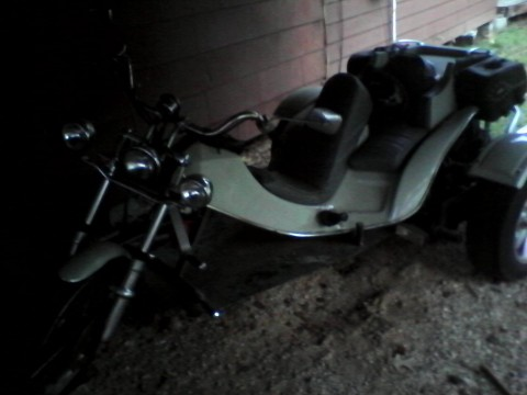 2002 Custom trike for sale