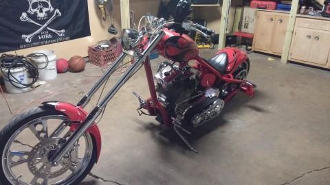 2004 Custom Built Pro Street Motorcycle for sale