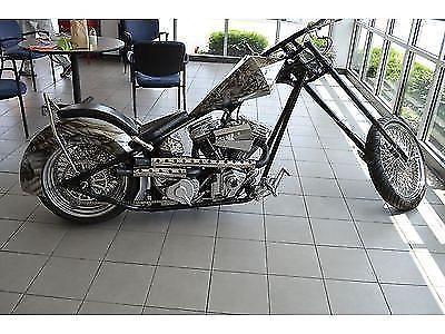 2006 Custom Built Chopper A Must See for sale