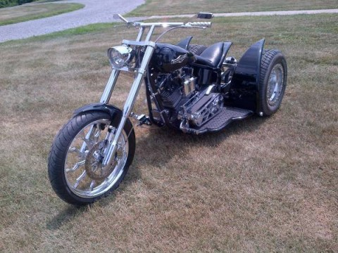 2008 Exceptional Show Winning Custom Built Trike for sale