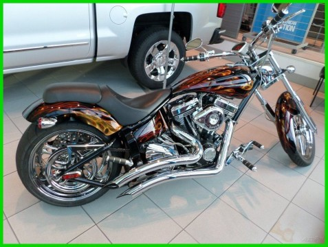 2008 Saxon Villan custom motorcycle for sale