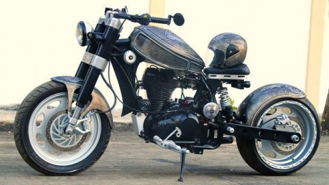 2011 Royal Enfield Custom Motorbike for sale