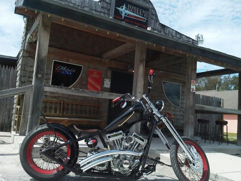 2012 Custom Hard Tail Springer Chopper for sale