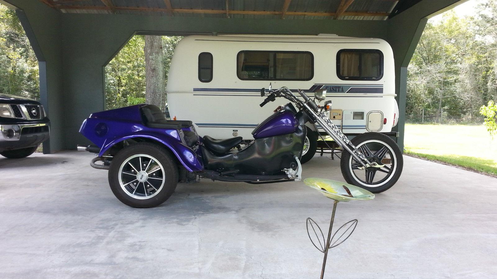 2012 Vw Trike Harley Davidson For Sale