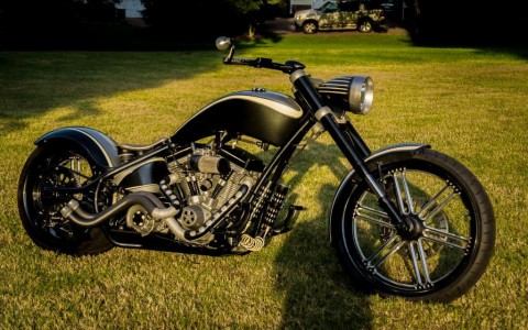 2013 Big Dog Pitbull Custom Pro Street for sale