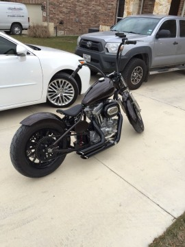 2014 Custom Chopper Voodoo Vintage Sportster 883 for sale